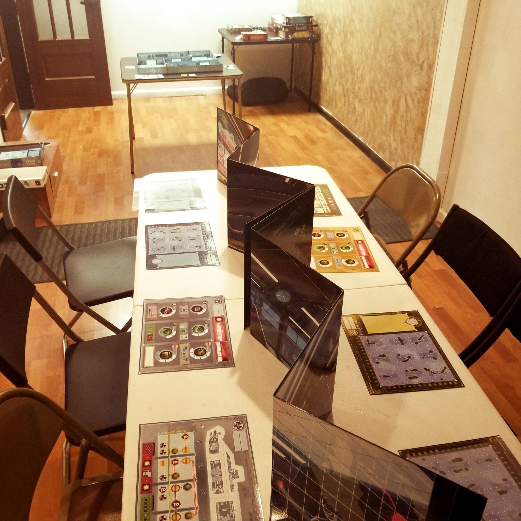 Board Games at CluedIn Escape Rooms